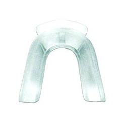 Protecão dentes dupla