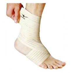 Ligadura elástica pé