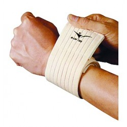 Ligadura elástica pulso