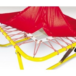Mini trampolim c/ elásticos