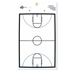 Placa tática basquetebol