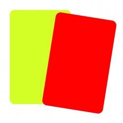 Cartões arbitro