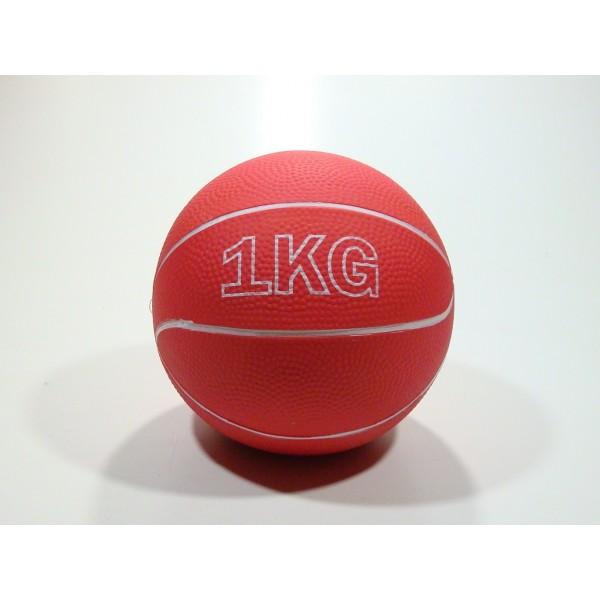 Bola Medicinal Borracha 1 kg